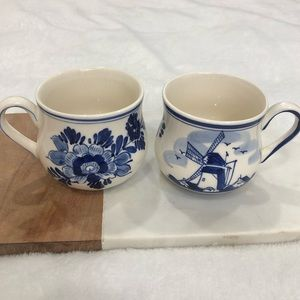 Handcrafted Delft Blue